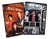 echange, troc Black Books: Complete 1st & 2nd Series [Import USA Zone 1]