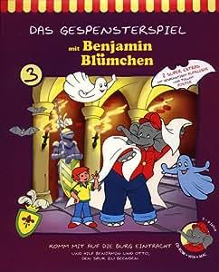 Benjamin Blümchen - Das Gespensterspiel
