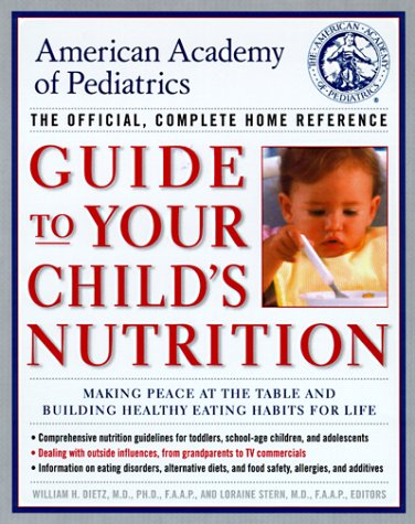 pediatric nutrition handbook free download