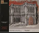 Pegasus Hobby Gothic City Building Large Set