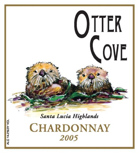 2005 Otter Cove Wines Monterey County Santa Lucia Highlands Chardonnay 750 Ml