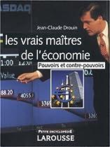Les vrais maîtres de l'économie