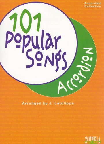 101 Popular Songs For Accordion