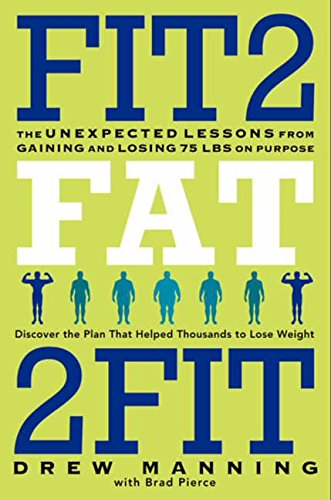Fit2Fat2Fit: The Unexpected Lessons from Gaining and Losing 75 lbs on Purpose PDF