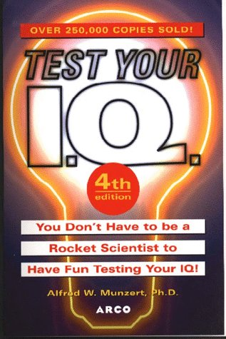 Test Your I.Q. (4th ed) PDF