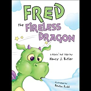 Fred the Fireless Dragon Audiobook