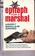 Epitaph for a Marshall by Harry Sinclair…