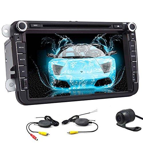 Android 4.2 universale in precipitare HD touch screen lettore DVD Doppio Din Navigazione GPS Car Stereo AM / FM Radio di sostegno SD / USB / Bluetooth / Wifi