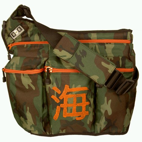 Diaper Dude Koi Diaper Bag - Camouflage
