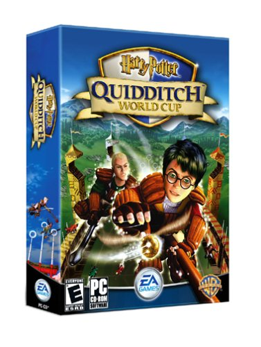 Harry Potter Quidditch World Cup - PCB00009V3MH
