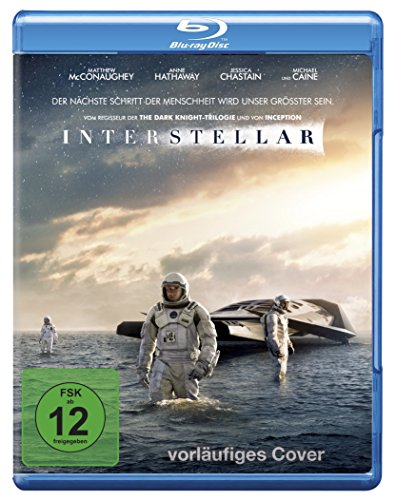 Interstellar [Alemania] [Blu-ray]
