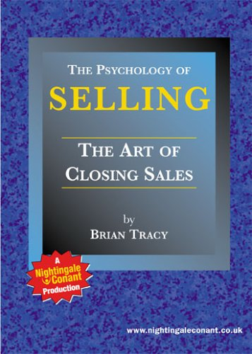 The Psychology of Selling:(Abridged Single CD)