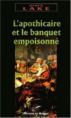 L'apothicaire et le banquet empoisonné