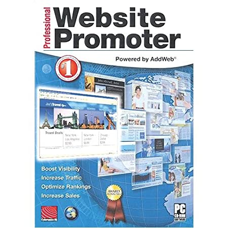 Cosmi Professional Website Promoter