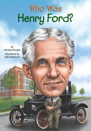 Download Who Was Henry Ford? (Who Was...?)