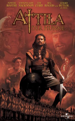 Attila, der Hunne [VHS]