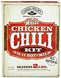 Carroll Shelbys White Chicken Chili Kit, 3-Ounce Boxes (Pack of 12)