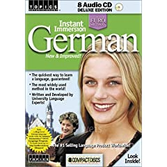Instant Immersion German (New & Improved)