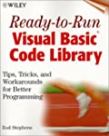 Ready-to-Run Visual Basic Code Libra...