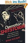 Operation Shitstorm: Berufsgeheimniss...