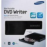 Samsung SE-208DB/TSBS 8X Slim DVD+/-RW Slim USB External Drive (Black)