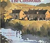 The Cotswolds: Watercolours (0233985549) by Hall, Christopher