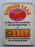 History of the Seven Families of the Lake Pipple-Popple (0213764644) by Lear, Edward