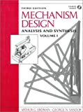 img - for Mechanism Design: Analysis and Synthesis: Vol. 1 book / textbook / text book