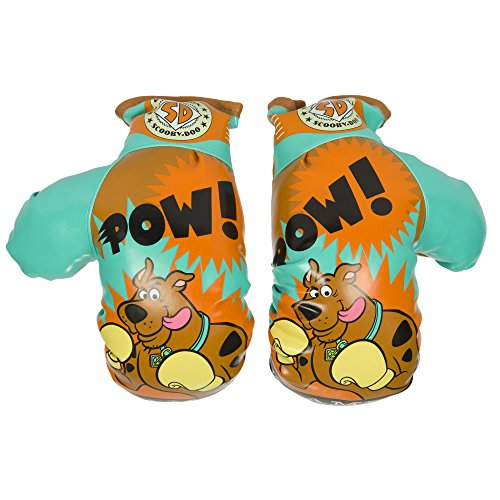 Socker Boppers Power Bag: Scooby-Doo Boxing Gloves