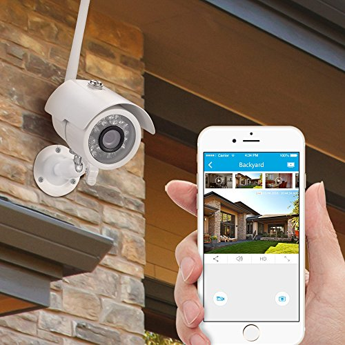 The 10 Best Wireless Security Cameras Of 2018 Consumer Top