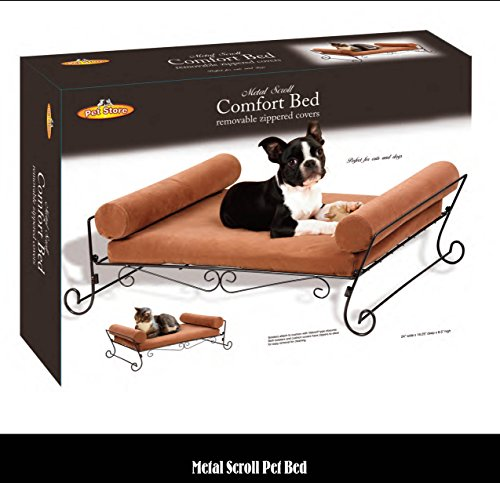 Iron Dog Bed 3536 front