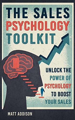 The Sales Psychology Toolkit by Matt Addison ebook deal