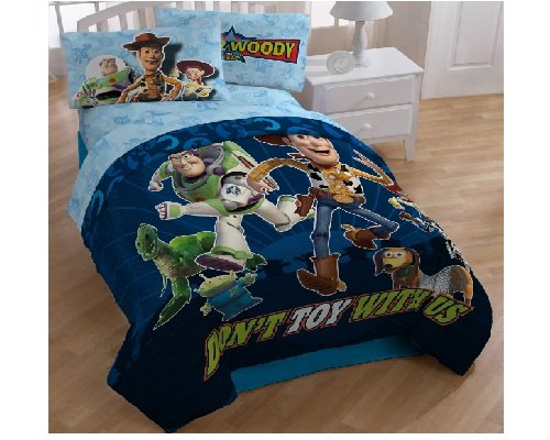 Disney's Toy Story - Don't Toy With Us twin/full comforter