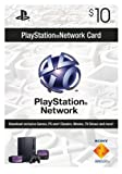 Sony Playstation Network Card - $10 [Online Game Code]