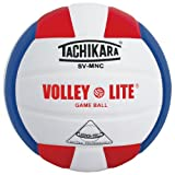 Tachikara SV-MNC Volley-Lite Volleyball
