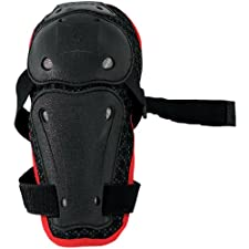 Alpinestars Reflex Adult Elbow Guard Off-Road Motorcycle Body Armor - Black/Red / Small/Medium