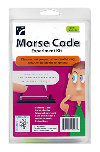 AMEP 7-5601-RT Morse Code Experiment Kit