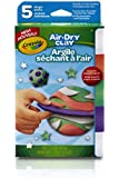 Crayola Air Dry Clay Variety Pack - Bright colors