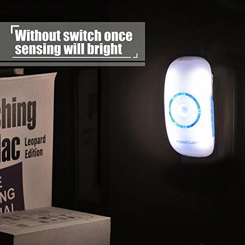 UVISTAR-LED-Nachtlicht-mit-Bewegungssensor-Dmmerungssensor-Nachtleuchte-fr-Steckdose-Nachtlicht-Lampe-mit-18-Leds-fr-Babys-und-Kinder-Steckdosenlicht-Tragbar-zum-Mitnehmen-Nachtlicht-Induktion-infraro