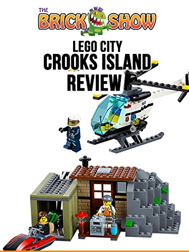 LEGO City Crooks Island Review (60131)