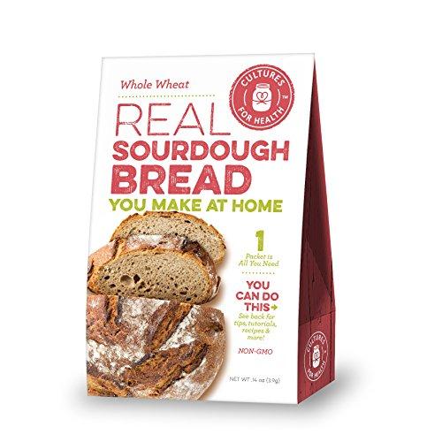 Whole Wheat Sourdough Starter (Sourdough Starter Culture compare prices)