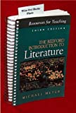 The Bedford Introduction to Literature: Third Edition