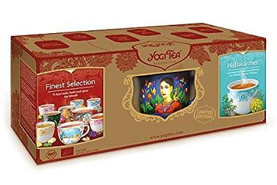 Yogi Tea Geschenk-Set (Finest Selection & Halswärmer + Tasse) von Yogi Tea - Gewürze Shop