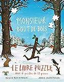 echange, troc Julia Donaldson, Axel Scheffler - Monsieur Bout de Bois : Le livre puzzle