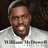 51NZmLK BTL. SL160  William McDowell I Wont Go Back