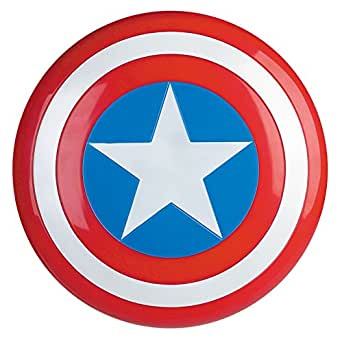 Captain America Shield Superhero Shield 12 Inch 18346 18346