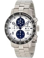 Fortis Men's 665.10.12 M B-42 Stratoliner Chronograph Automatic Tachymeter Stainless-steel Watch