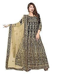 Surbhi Fashion-SDVI-ISHA10702-Designer Semi Stitched Dress Material