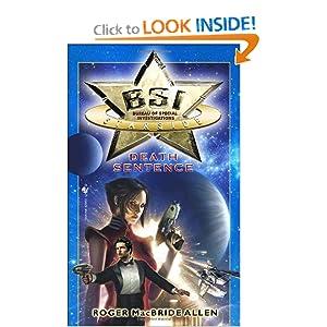BSI: Starside: Death Sentence Roger Macbride Allen