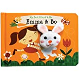 Emma & Bo Finger Puppet Book: My Best Friend & Me Finger Puppet Books